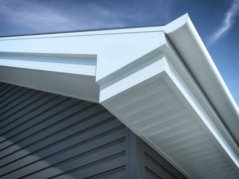 Aluminum Siding Soffits Mouldings And Flat Stock Duchesne