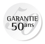 Logo Garantie 50 ans FR HiRes